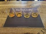 4 samples on the Bulleit tour