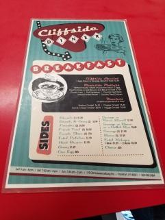 Look at this menu!